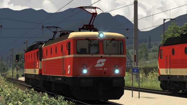 скриншот TS Marketplace: ÖBB 1144 Livery Pack Add-On 0