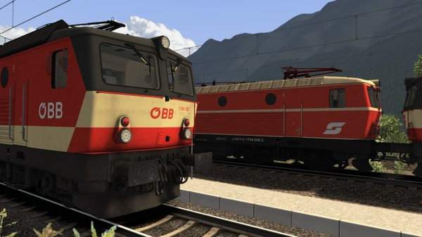 скриншот TS Marketplace: ÖBB 1144 Livery Pack Add-On 3