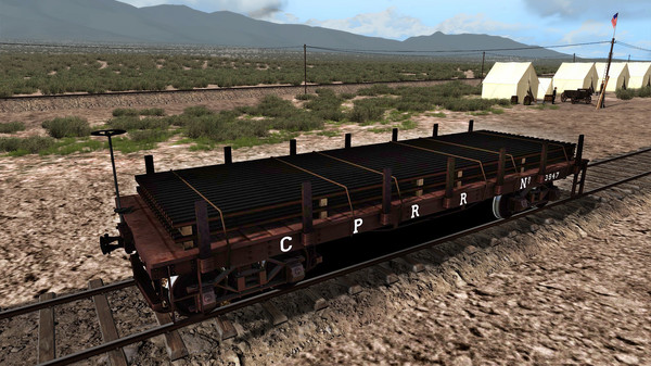скриншот TS Marketplace: 1800s Rolling Stock Pack 01 Add-On 1