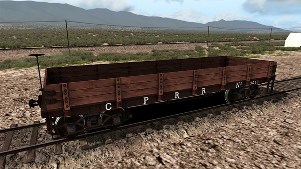 скриншот TS Marketplace: 1800s Rolling Stock Pack 01 Add-On 3