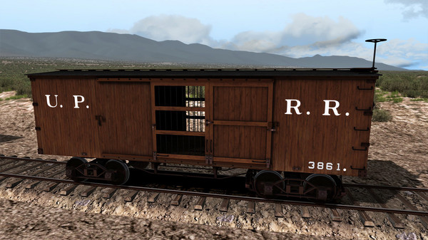 скриншот TS Marketplace: 1800s Rolling Stock Pack 02 Add-On 3