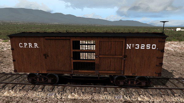 скриншот TS Marketplace: 1800s Rolling Stock Pack 02 Add-On 0