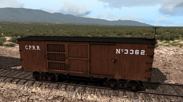 скриншот TS Marketplace: 1800s Rolling Stock Pack 02 Add-On 1