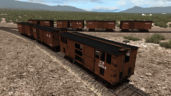 скриншот TS Marketplace: 1800s Rolling Stock Pack 02 Add-On 4
