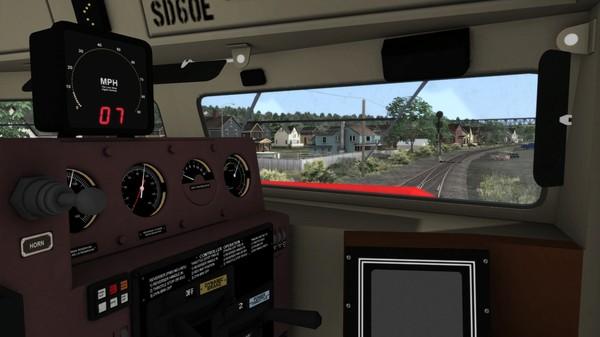 скриншот TS Marketplace: Norfolk Southern SD60E Livery Pack 01 4
