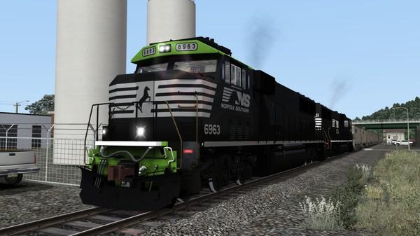 скриншот TS Marketplace: Norfolk Southern SD60E Livery Pack 01 2