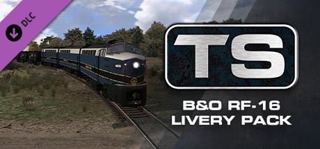 TS Marketplace: Baltimore & Ohio RF-16 Livery Pack