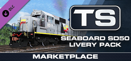 TS Marketplace: Seaboard SD50 Livery Pack