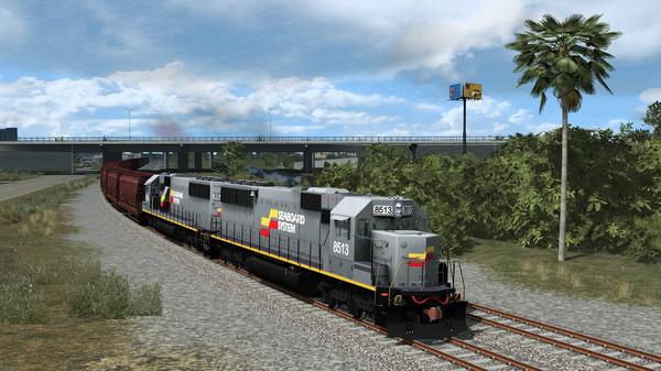 скриншот TS Marketplace: Seaboard SD50 Livery Pack 1