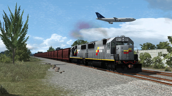 скриншот TS Marketplace: Seaboard SD50 Livery Pack 4