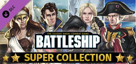 Hasbro's BATTLESHIP - Super Collection