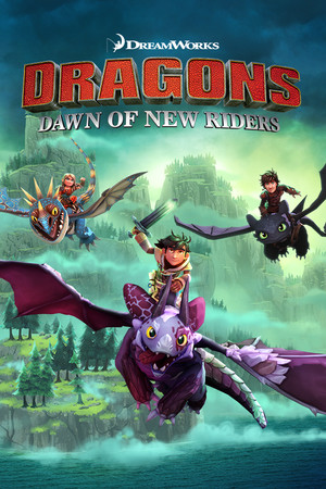 DreamWorks Dragons: Dawn of New Riders poster image on Steam Backlog