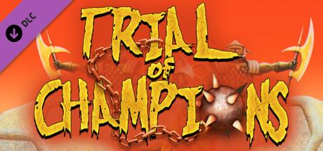 Trial of Champions (Fighting Fantasy Classics)