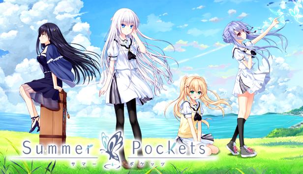 Summer Pockets On Steam