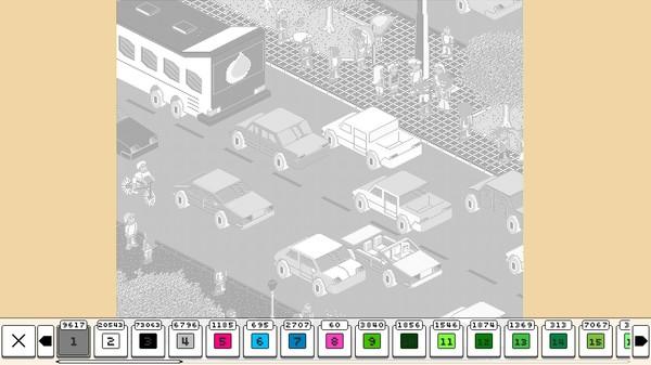 Coloring Pixels 5