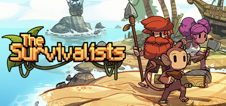 The Survivalists Cover Image