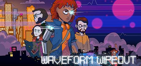 Waveform Wipeout on Steam