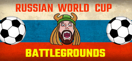 Russian world cup battlegrounds cover art