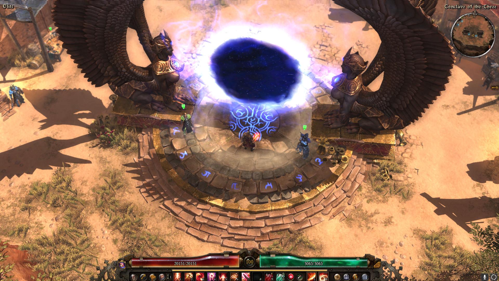 Grim Dawn - Forgotten Gods Expansion