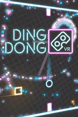 Ding Dong VR poster image on Steam Backlog