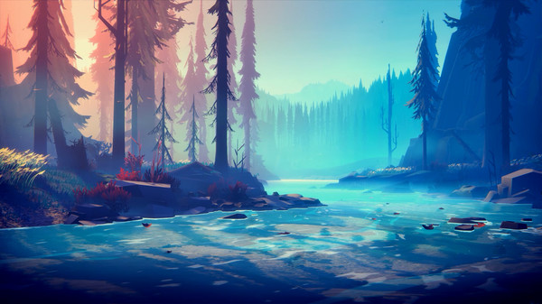 скриншот Among Trees 1