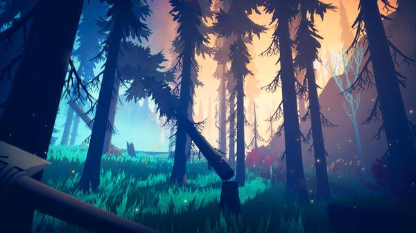 скриншот Among Trees 5