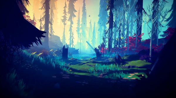 скриншот Among Trees 0