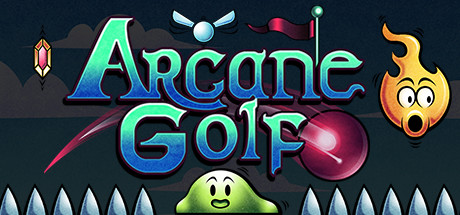 Arcane Golf cover art