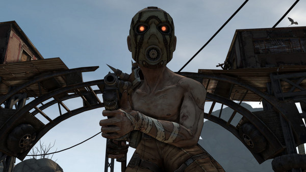 скриншот Borderlands Game of the Year 2