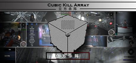 立方杀阵(Cubic Kill Array) cover art