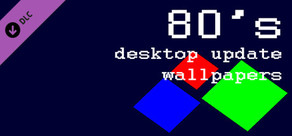 80's desktop update wallpapers cover art