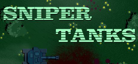 SNIPER TANKS cover art