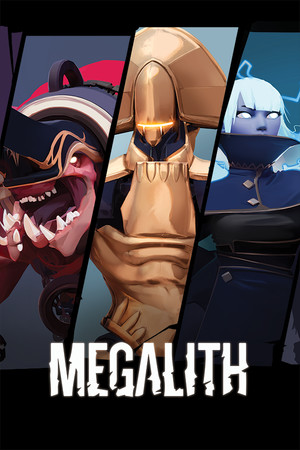 Megalith poster image on Steam Backlog
