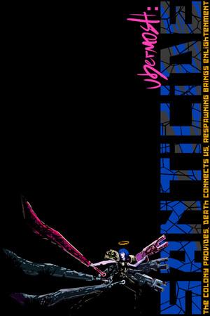 UBERMOSH:SANTICIDE poster image on Steam Backlog