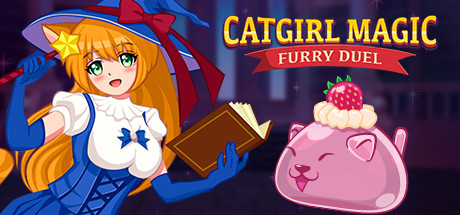 Catgirl Magic: Fury Duel cover art