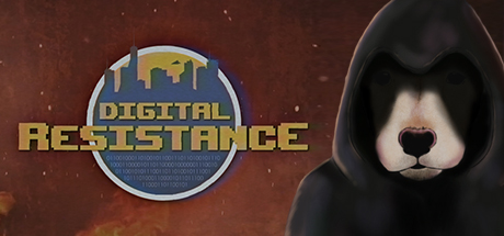 Digital Resistance cover art