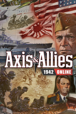 Axis & Allies 1942 Online poster image on Steam Backlog