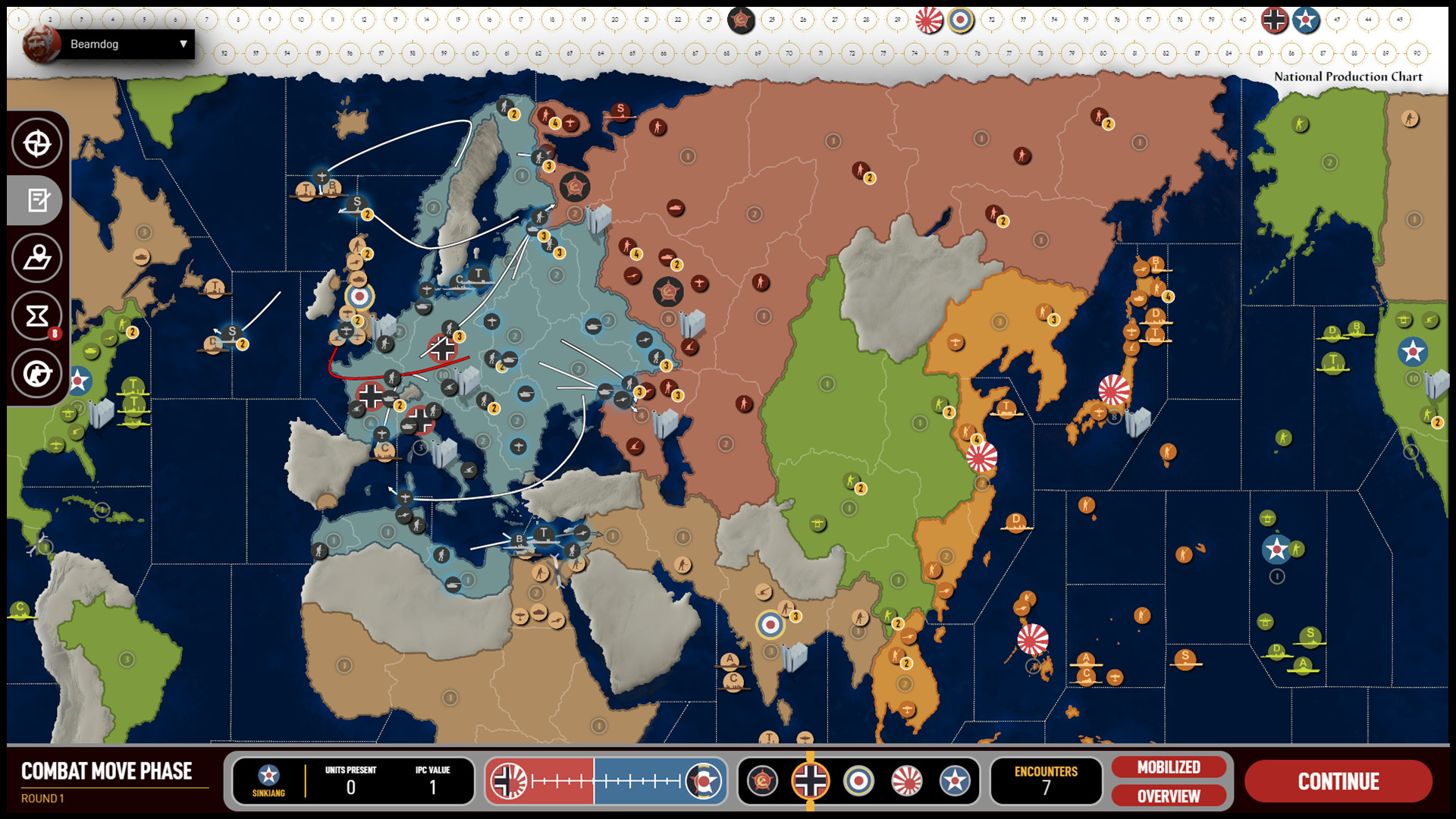 axis and allies full game download for free