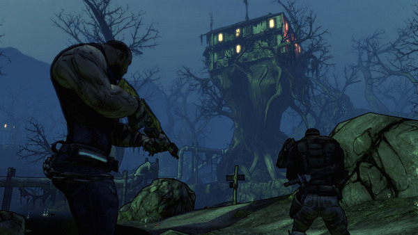 Borderlands: The Zombie Island of Dr. Ned (DLC)