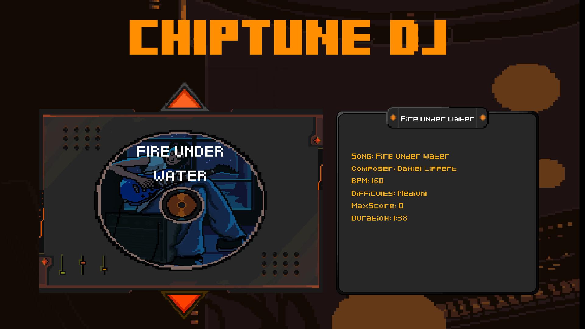 Chiptune DJ