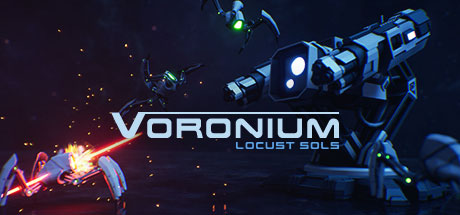 Voronium - Locust Sols