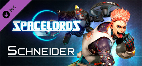 Spacelords - Schneider Deluxe Character Pack