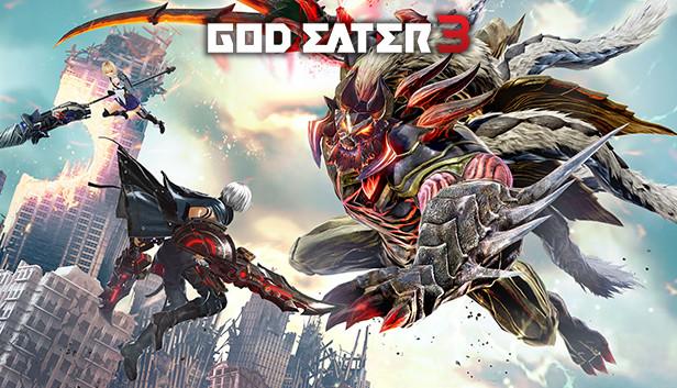 GOD EATER 3 on Steam