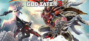 GOD EATER 3 cover art