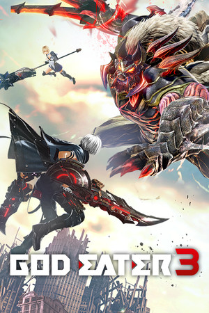 GOD EATER 3 poster image on Steam Backlog