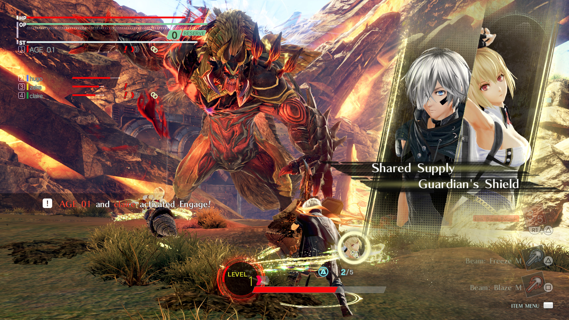 God Eater 3 Screenshot 2