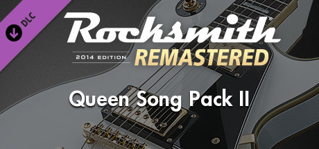 Rocksmith® 2014 Edition – Remastered – Queen Song Pack II
