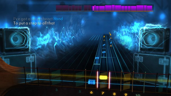 Скриншот №3 к Rocksmith® 2014 Edition – Remastered – Queen Song Pack II