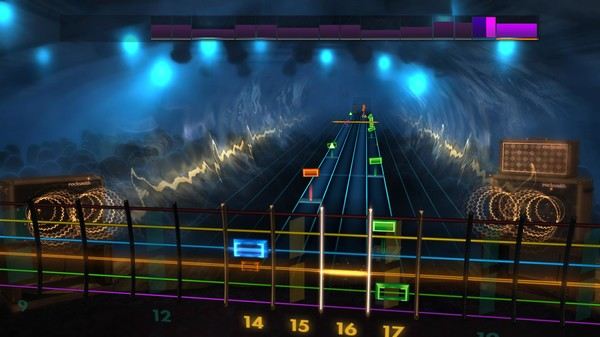 "Скриншот №4 к Rocksmith® 2014 Edition – Remastered – Queen - ""We Will Rock You"""