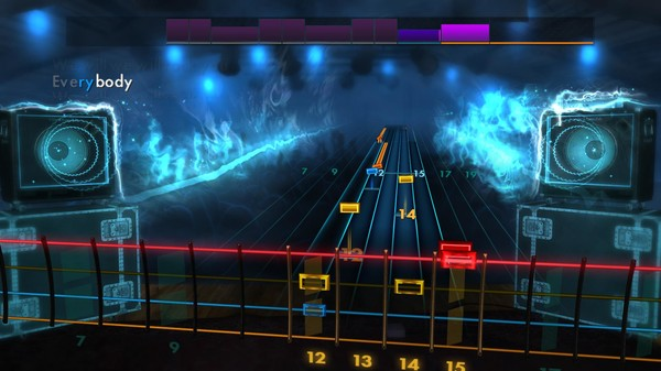 "Скриншот №2 к Rocksmith® 2014 Edition – Remastered – Queen - ""We Will Rock You"""